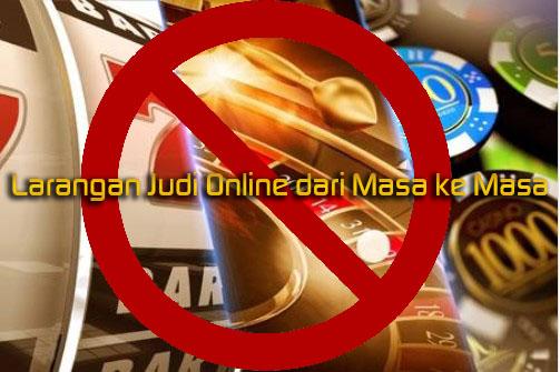 Efek Tak Menyenangkan Togel Online